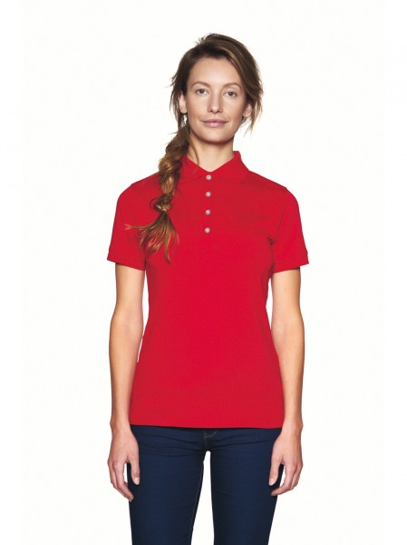 HAKRO Damen-Poloshirt Cotton-Tec #214