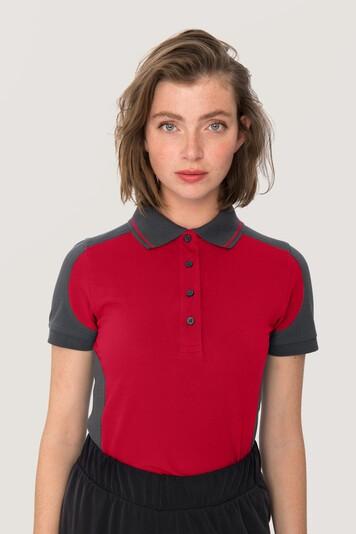 HAKRO Damen Poloshirt Contrast Mikralinar® #239