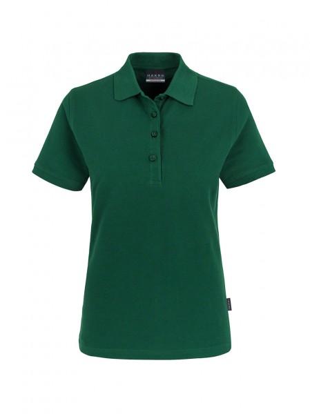 HAKRO Damen-Poloshirt Classic #110 - tanne