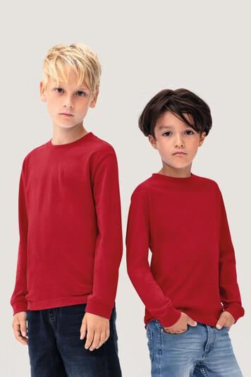 HAKRO Kids-Longsleeve #415