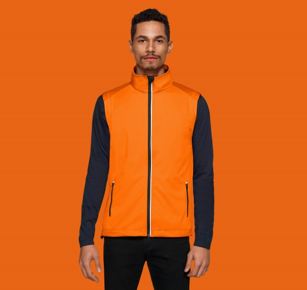 HAKRO Light-Softshell-Weste Edmonton #854