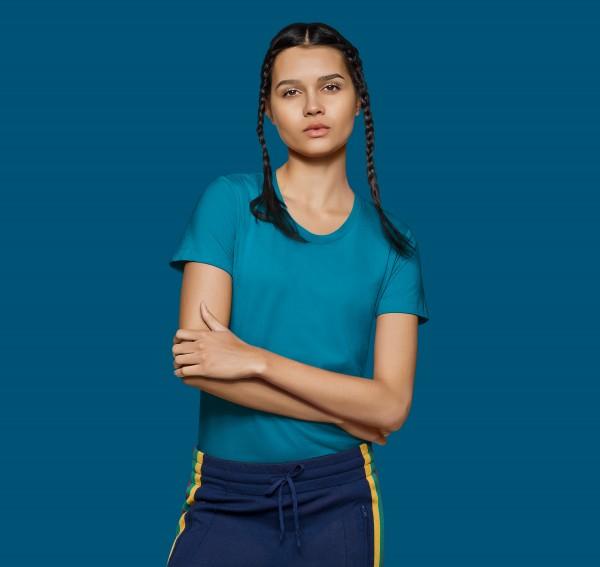 HAKRO Damen-T-Shirt Classic #127