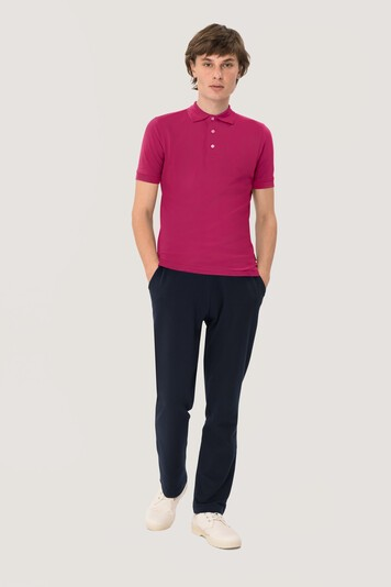 HAKRO Poloshirt Stretch #822