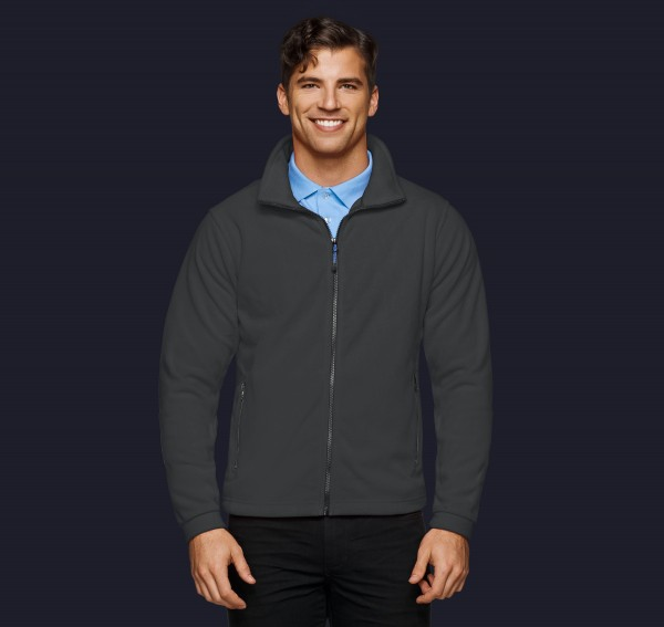 HAKRO Fleece-Jacke Langley #840