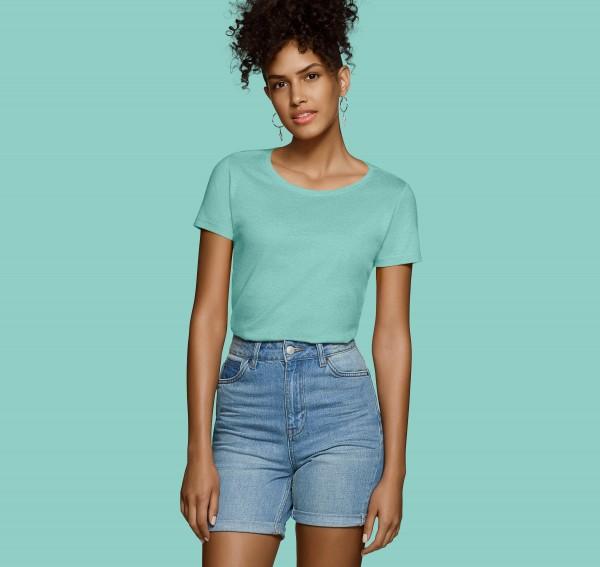 HAKRO Damen-T-Shirt GOTS-ORGANIC #171