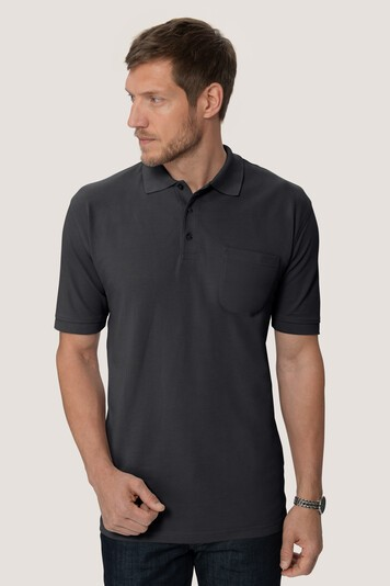 HAKRO Pocket-Poloshirt Mikralinar® #812