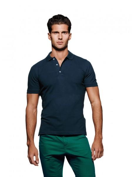 HAKRO Poloshirt Stretch #822