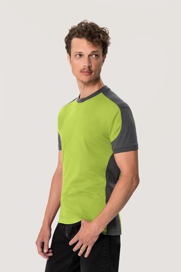 HAKRO T-Shirt-Contrast Mikralinar® #290