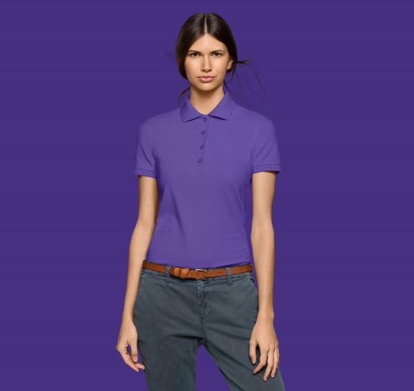HAKRO Damen-Poloshirt Classic #110