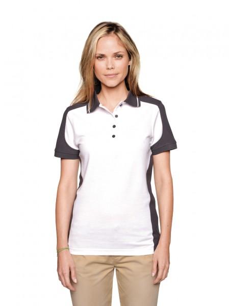 HAKRO Damen-Contrast-Poloshirt Performance #239