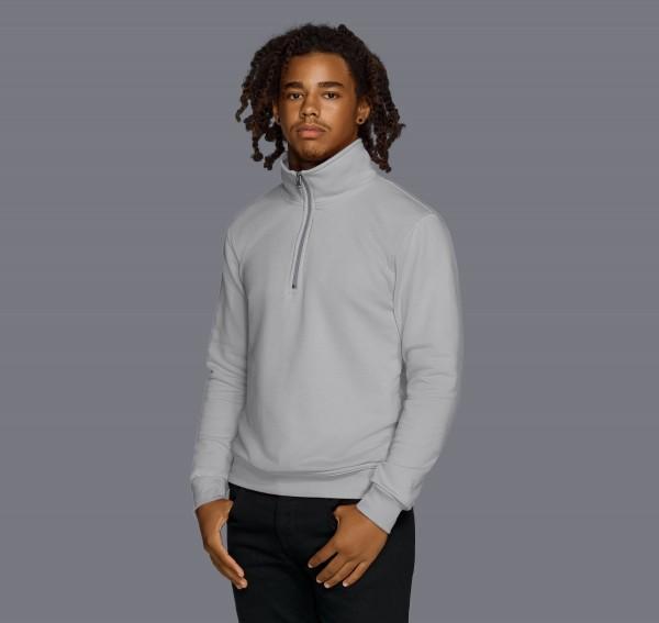 HAKRO Zip-Sweatshirt Premium #451