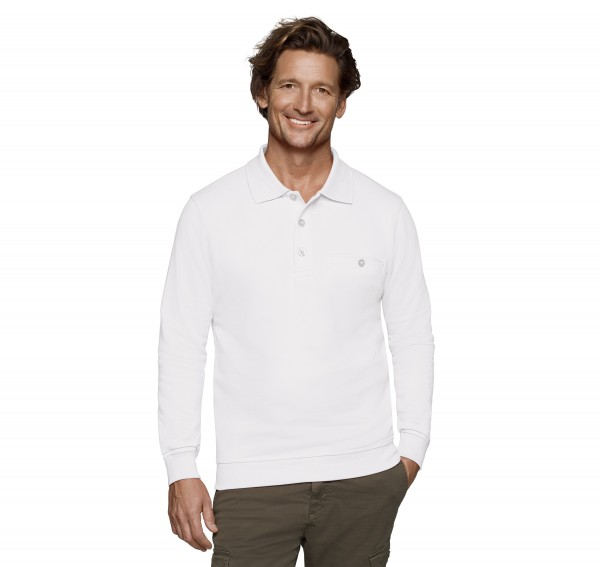 HAKRO Pocket-Polo-Sweatshirt Premium #457