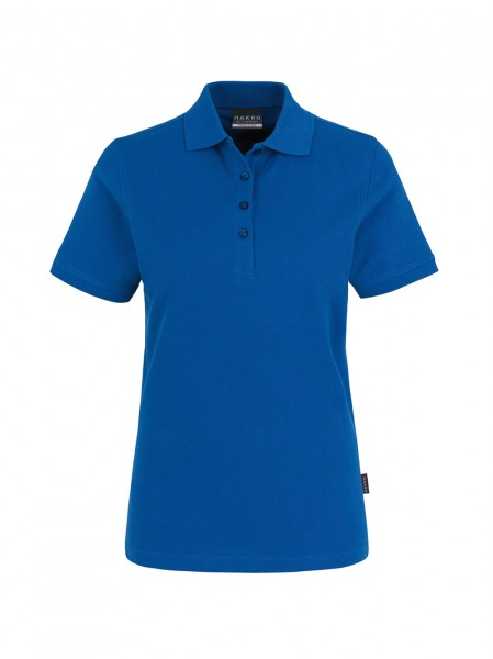 HAKRO Damen-Poloshirt Classic #110 - royalblau