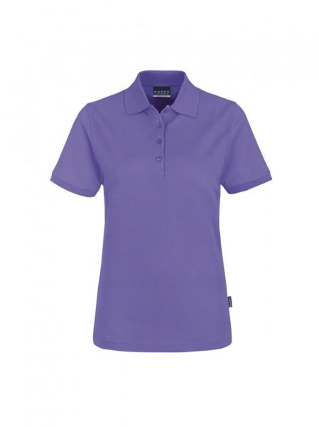 HAKRO Damen-Poloshirt Classic #110 - lavendel