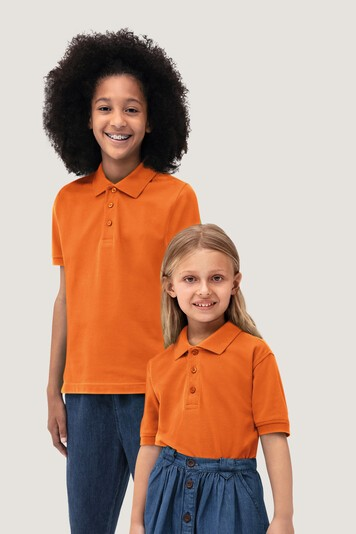 HAKRO Kinder Poloshirt Classic #400