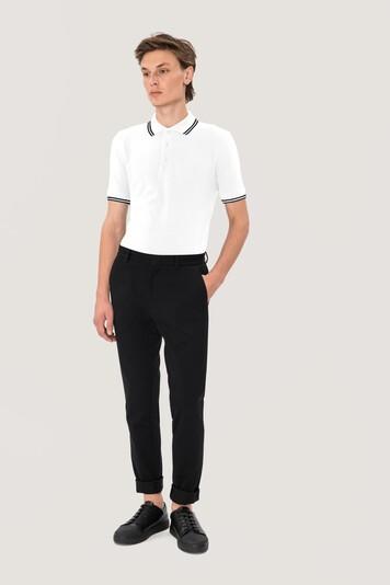 HAKRO Poloshirt Twin-Stripe #805