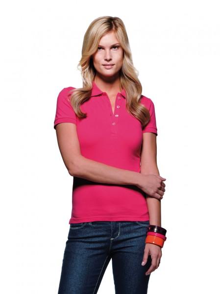 HAKRO Damen-Poloshirt Stretch #222