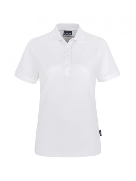 HAKRO Damen-Poloshirt Classic #110 - weiß
