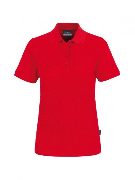 HAKRO Damen-Poloshirt Classic #110 - rot