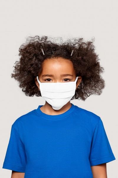 HAKRO Kinder Mund-Nasen-Maske Mikralinar® (10er-Pack)