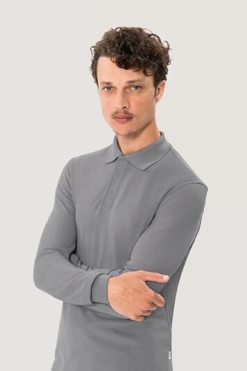 HAKRO Longsleeve-Poloshirt HACCP Mikralinar® #821