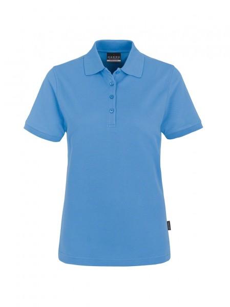 HAKRO Damen-Poloshirt Classic #110 - malibublau
