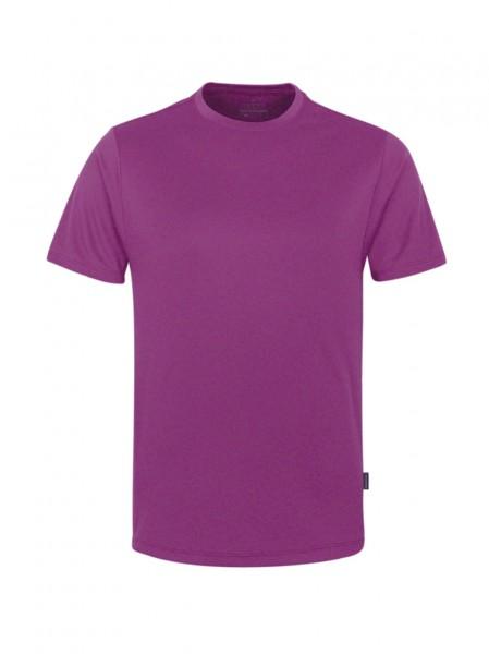 HAKRO T-Shirt Coolmax® #287 - purpur
