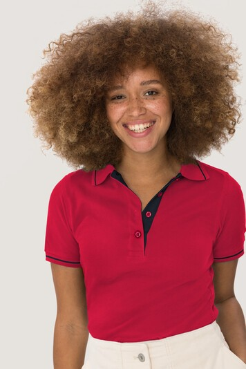 HAKRO Damen-Poloshirt Casual #203